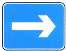 'Right' Arrow